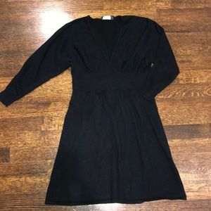 Nine West Fit and Flare Sweater Dress